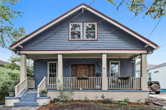 1204 Poland Avenue, New Orleans, LA 70117 (MLS #2299801) :: The Puckett Team