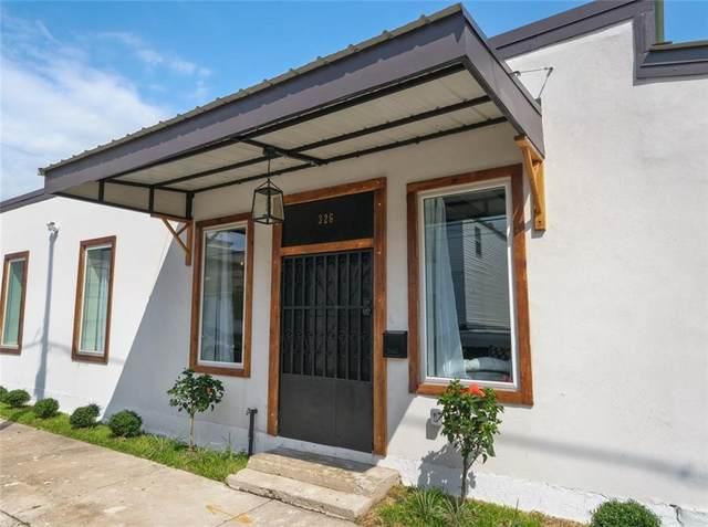 326 N Roman Street #326, New Orleans, LA 70112 (MLS #2299895) :: Turner Real Estate Group