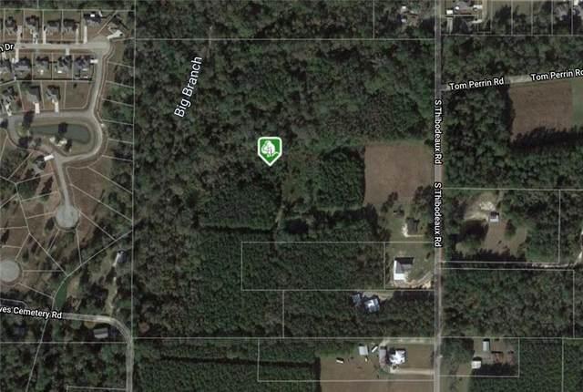 39351 S Thibodeaux Road, Ponchatoula, LA 70454 (MLS #2299912) :: Robin Realty