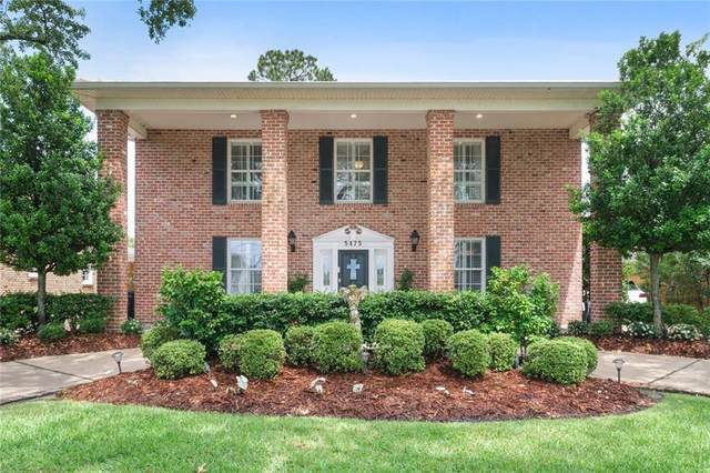 5475 Bellaire Drive, New Orleans, LA 70124 (MLS #2299938) :: Top Agent Realty