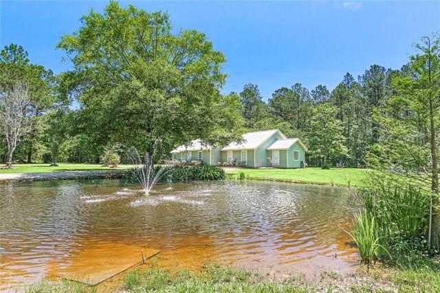 28330 Pine Cone Road, Abita Springs, LA 70420 (MLS #2299972) :: Turner Real Estate Group