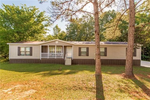 80 Ellis Road, Tylertown, MS 39667 (MLS #2299984) :: Top Agent Realty