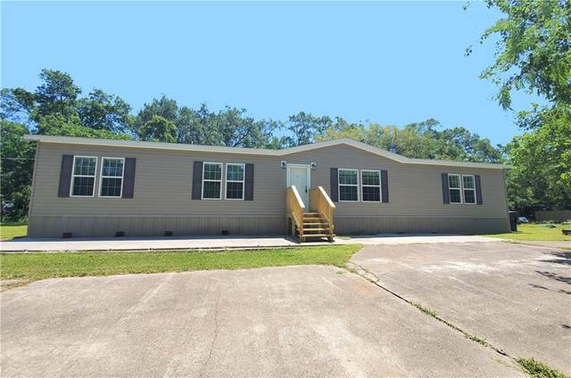 26506 Highway 23 Highway, Port Sulphur, LA 70083 (MLS #2299991) :: The Puckett Team