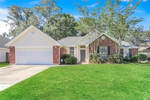 113 Amanda Drive, Slidell, LA 70458 (MLS #2300001) :: Nola Northshore Real Estate