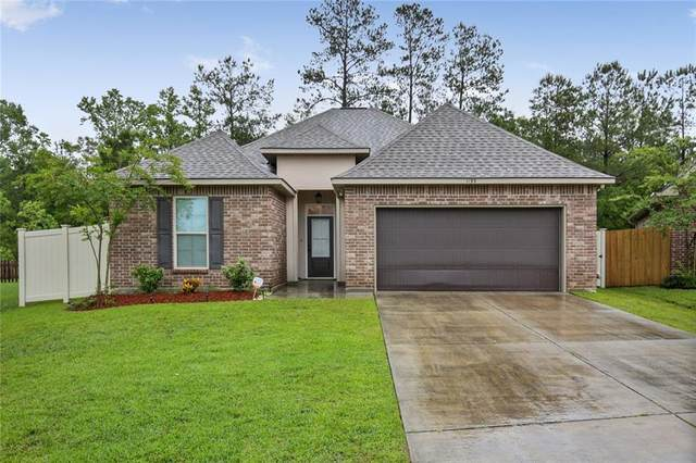 1193 Berkshire Drive, Pearl River, LA 70452 (MLS #2300004) :: Turner Real Estate Group
