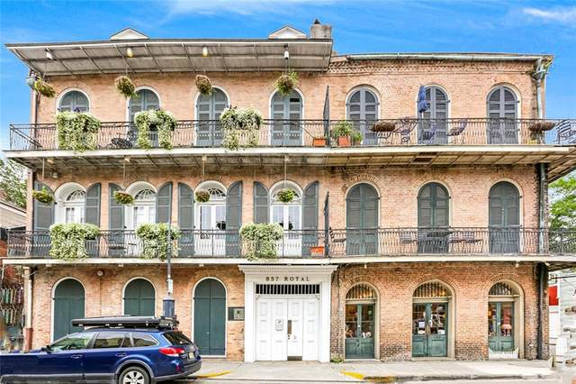 837 Royal Street E, New Orleans, LA 70116 (MLS #2300009) :: The Puckett Team