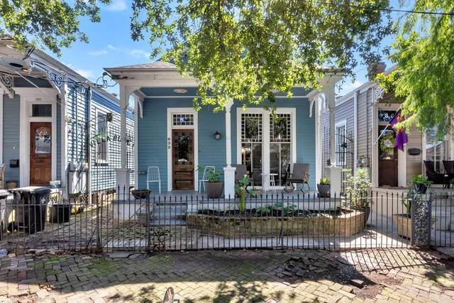932 Second Street, New Orleans, LA 70130 (MLS #2300024) :: Reese & Co. Real Estate