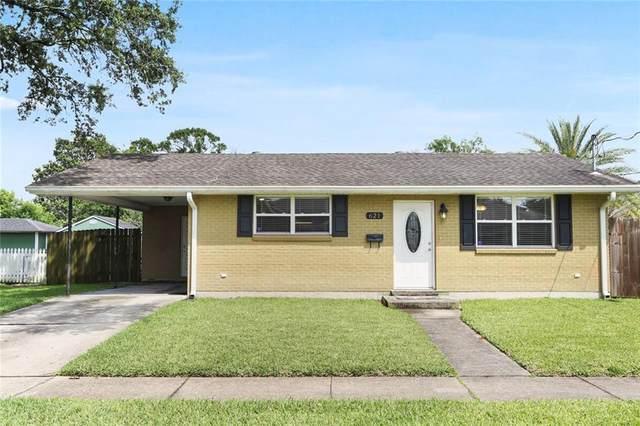 621 N Upland Avenue, Metairie, LA 70003 (MLS #2300029) :: Turner Real Estate Group