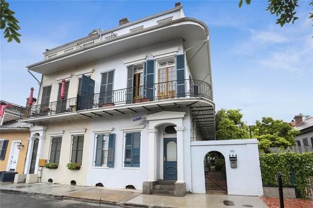 931 Governor Nicholls Street 1B, New Orleans, LA 70116 (MLS #2300033) :: Turner Real Estate Group