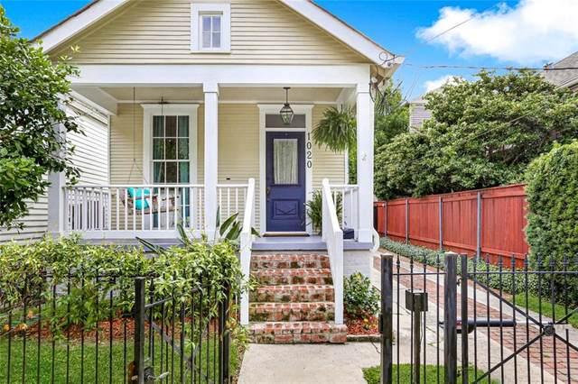 1020 Marengo Street, New Orleans, LA 70115 (MLS #2300060) :: The Puckett Team