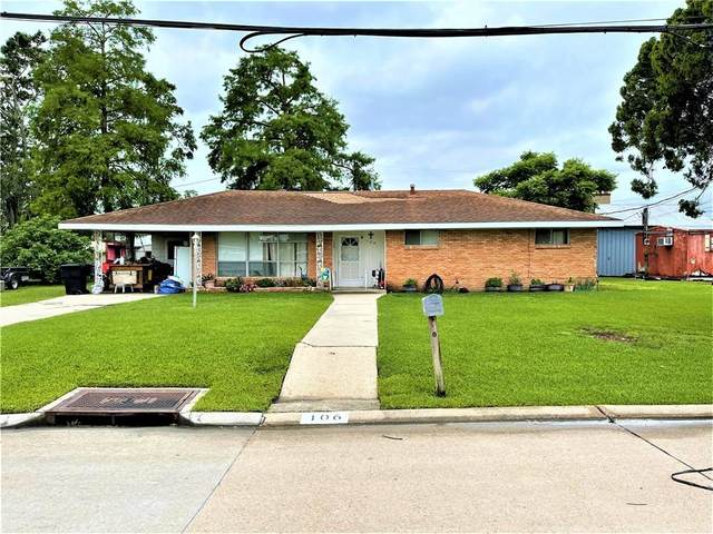 106 L Street Street, Belle Chasse, LA 70037 (MLS #2300129) :: Turner Real Estate Group