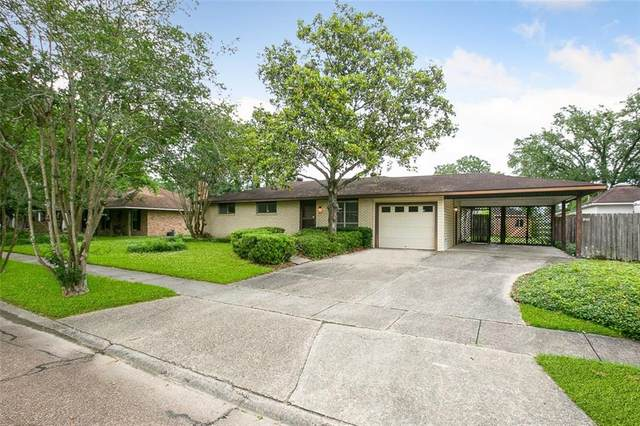2645 Theodosia Drive, Baton Rouge, LA 70809 (MLS #2300142) :: Top Agent Realty