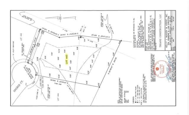 Lot 443 Ingrid Court, Mandeville, LA 70471 (MLS #2300175) :: Top Agent Realty
