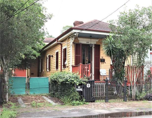 829 4TH Street, New Orleans, LA 70115 (MLS #2300184) :: Reese & Co. Real Estate