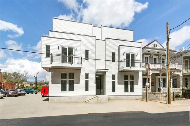 1529 Polymnia Street #203, New Orleans, LA 70130 (MLS #2300212) :: Crescent City Living LLC