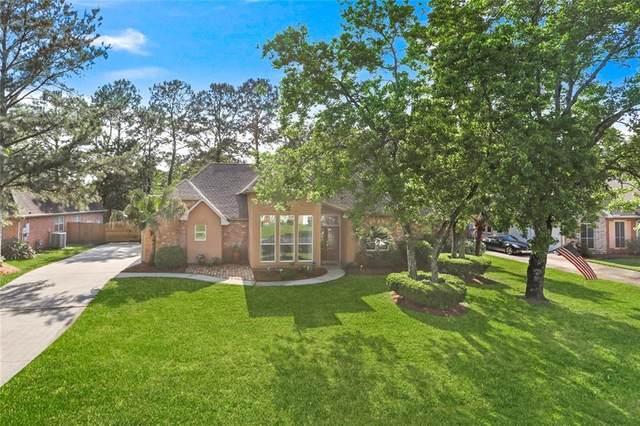 1835 E Ridge Drive, Mandeville, LA 70448 (MLS #2300226) :: Satsuma Realtors