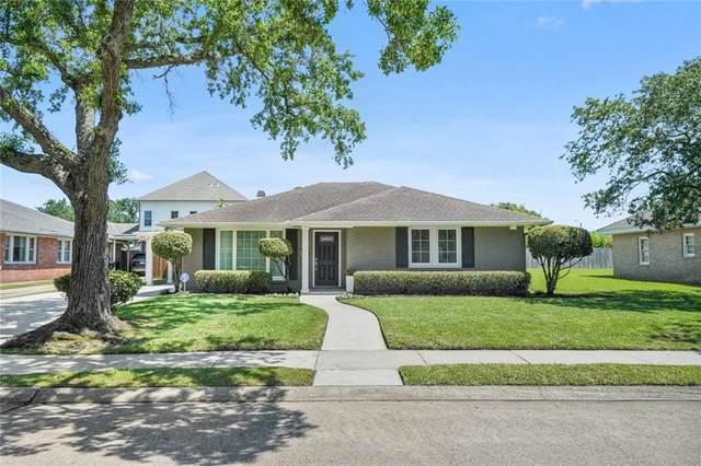 535 Amethyst Street, New Orleans, LA 70124 (MLS #2300237) :: Satsuma Realtors
