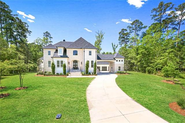 127 Tranquility Drive, Mandeville, LA 70471 (MLS #2300245) :: Turner Real Estate Group