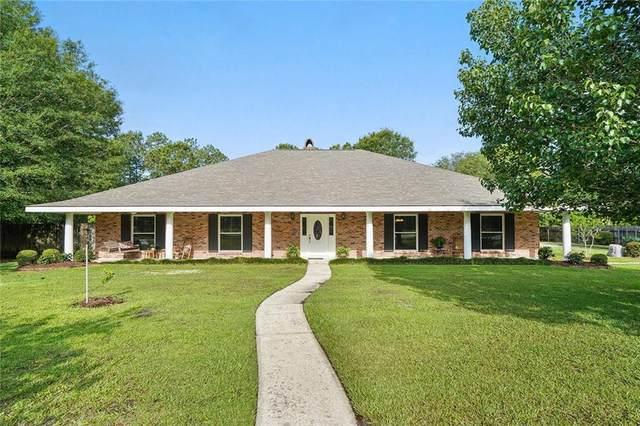 109 Rue Charlemagne, Slidell, LA 70461 (MLS #2300283) :: Nola Northshore Real Estate