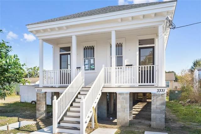 3333 31 First Street, New Orleans, LA 70125 (MLS #2300314) :: Turner Real Estate Group