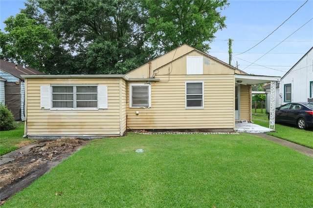 3713 Catherine Avenue, Metairie, LA 70001 (MLS #2300319) :: Nola Northshore Real Estate
