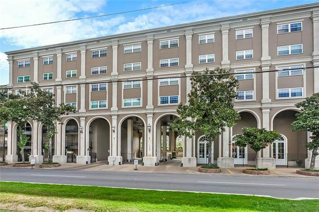 1750 St. Charles Avenue #444, New Orleans, LA 70130 (MLS #2300348) :: The Puckett Team