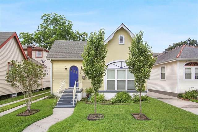 3709 Clermont Drive, New Orleans, LA 70122 (MLS #2300368) :: The Puckett Team