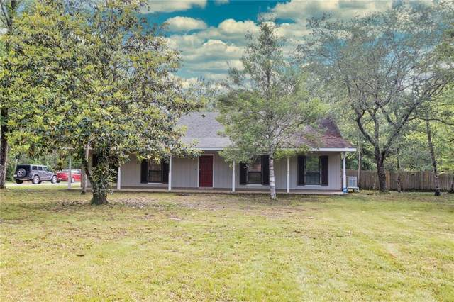 107 Pinewood Circle, Pearl River, LA 70452 (MLS #2300384) :: Turner Real Estate Group