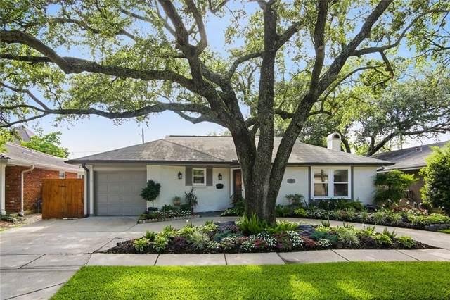 3900 Ridgeway Drive, Metairie, LA 70002 (MLS #2300391) :: Parkway Realty