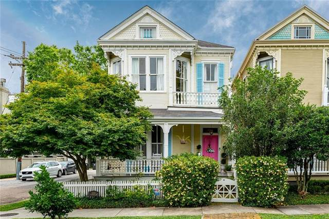 1221 Jefferson Avenue, New Orleans, LA 70115 (MLS #2300409) :: The Puckett Team