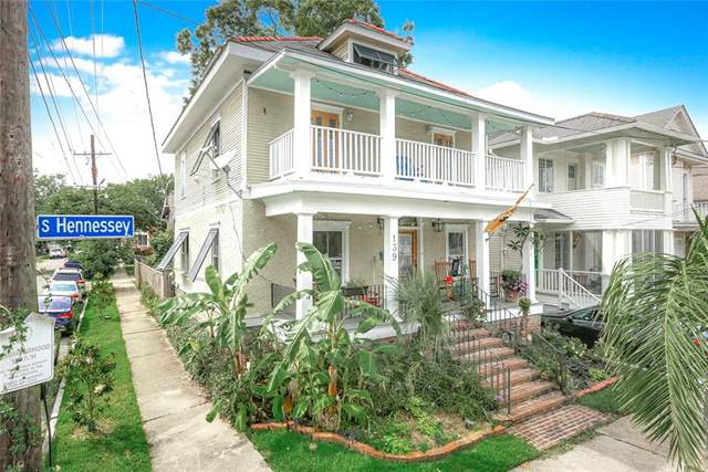 139 S Hennessey Street, New Orleans, LA 70119 (MLS #2300439) :: Parkway Realty