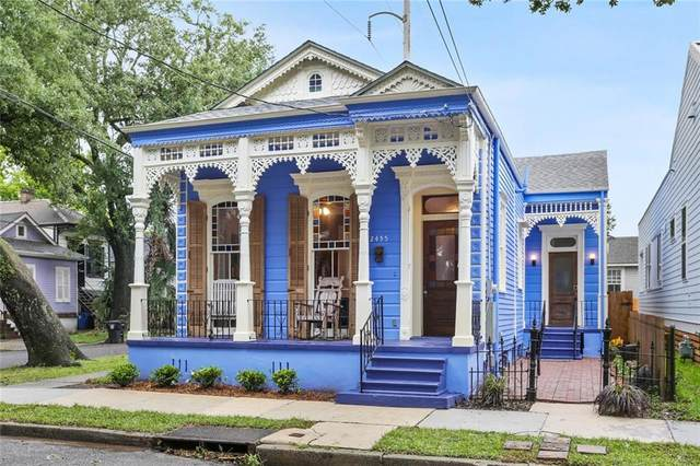 2455 Laharpe Street, New Orleans, LA 70119 (MLS #2300452) :: Turner Real Estate Group