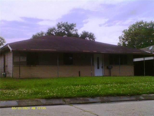 552 Pat Drive, Avondale, LA 70094 (MLS #2300462) :: Satsuma Realtors