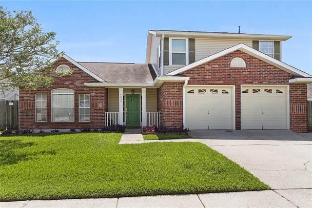 4825 Wood Forest Drive, Marrero, LA 70072 (MLS #2300507) :: Crescent City Living LLC