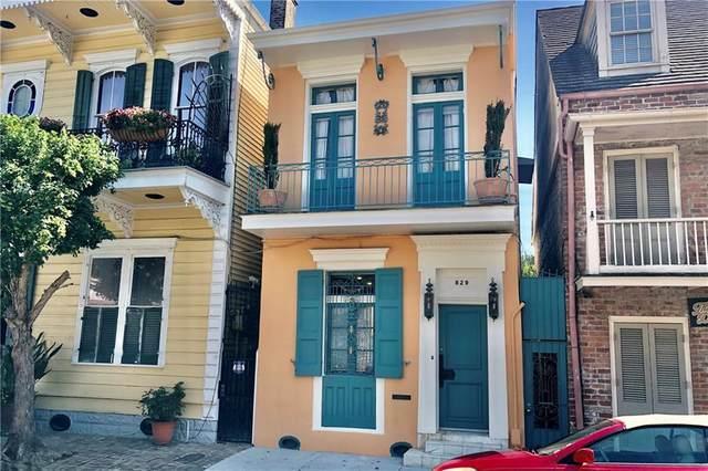 829 Barracks Street, New Orleans, LA 70116 (MLS #2300532) :: Reese & Co. Real Estate