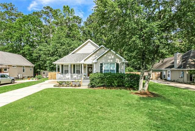 71238 Shady Lake Drive, Covington, LA 70433 (MLS #2300540) :: Turner Real Estate Group