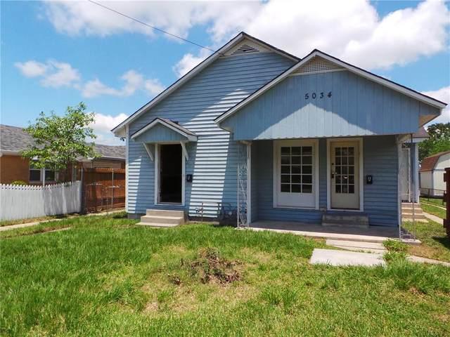 5034 Richland Drive, Marrero, LA 70072 (MLS #2300621) :: Turner Real Estate Group