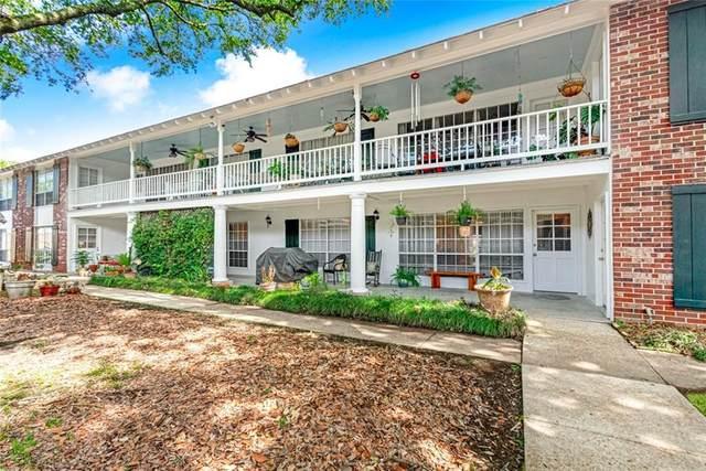 10432 Jefferson Drive B, Baton Rouge, LA 70809 (MLS #2300625) :: Turner Real Estate Group