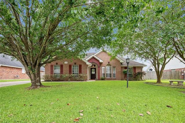 108 Pennbrooke Drive, La Place, LA 70068 (MLS #2300626) :: Nola Northshore Real Estate