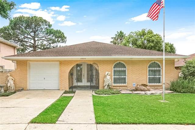 4620 Jeannette Drive, Metairie, LA 70003 (MLS #2300646) :: Turner Real Estate Group
