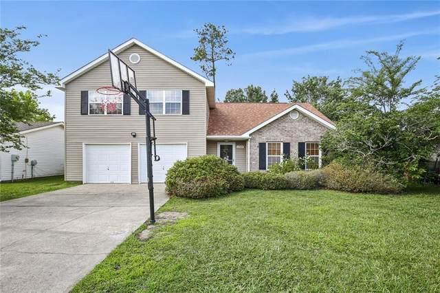 6304 Farrel Drive, Slidell, LA 70460 (MLS #2300683) :: Turner Real Estate Group