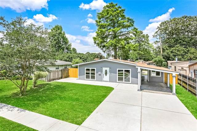 1919 Cooper Road, Terrytown, LA 70056 (MLS #2300709) :: The Puckett Team