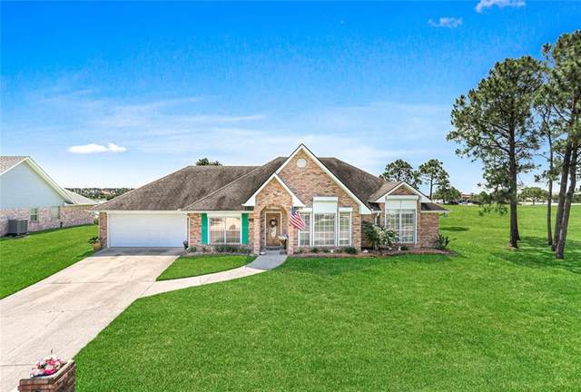 101 Pebble Beach Drive, Slidell, LA 70458 (MLS #2300807) :: Turner Real Estate Group