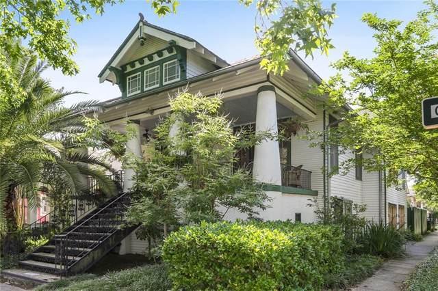 2038 Pine Street, New Orleans, LA 70118 (MLS #2300827) :: Reese & Co. Real Estate