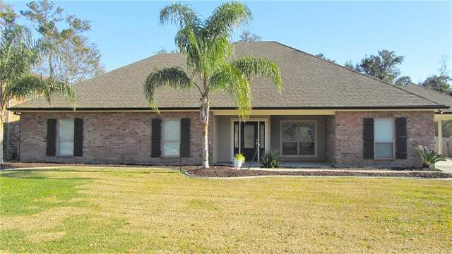 115 Ollie Drive, Belle Chasse, LA 70037 (MLS #2300850) :: Top Agent Realty