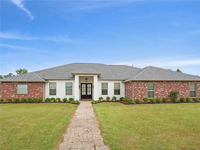 102 Highland Crest Drive, Covington, LA 70435 (MLS #2300861) :: Turner Real Estate Group