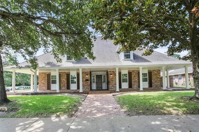 2478 Lake Oaks Parkway, New Orleans, LA 70122 (MLS #2300945) :: Top Agent Realty