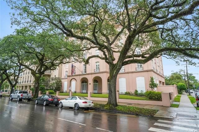 2434 St Charles Avenue #601, New Orleans, LA 70130 (MLS #2300949) :: Satsuma Realtors