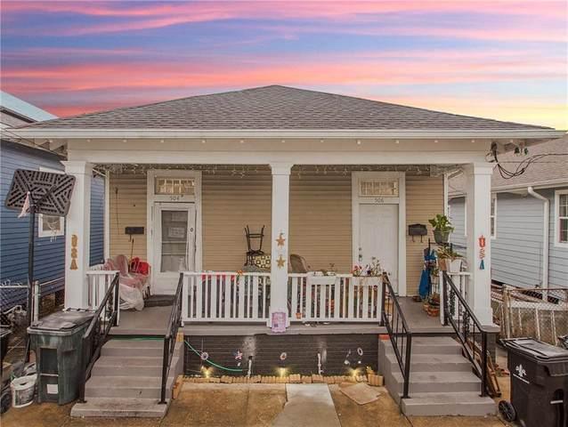 504 06 S Murat Street, New Orleans, LA 70119 (MLS #2300985) :: Reese & Co. Real Estate