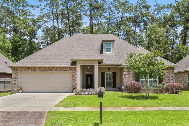 547 Tanglewood Drive, Slidell, LA 70458 (MLS #2301037) :: Top Agent Realty